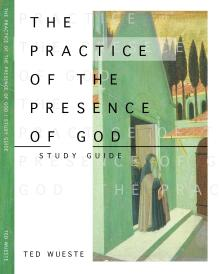 The Practice of the Presence of God front cover
